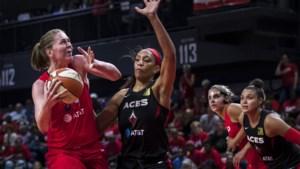 Emma Meesseman verdient deze zomer 105.000 euro in de WNBA: 342 keer (!) minder dan NBA-ster Curry