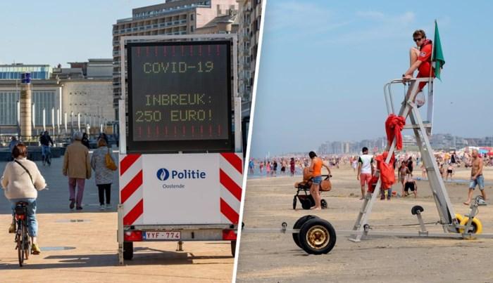 """Camera's, """"beach bubbles"""" en aanmeldingssysteem: zo ontvangen de kustgemeentes ons vanaf morgen"""