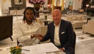 Antwerp juicht: topschutter Dieumerci Mbokani verlengt met één seizoen