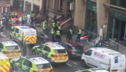 Steekpartij in centrum van Glasgow: zes gewonden, dader doodgeschoten door politie