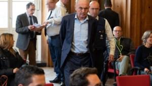André Gyselbrecht blijft in de cel