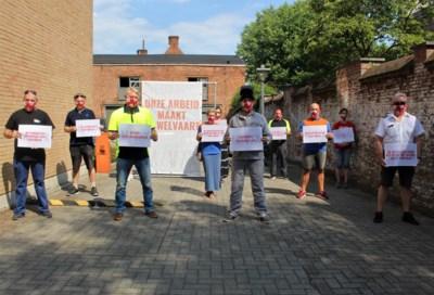 """ABVV zet werknemers in de kijker: """"Onze arbeid maakt de welvaart"""""""