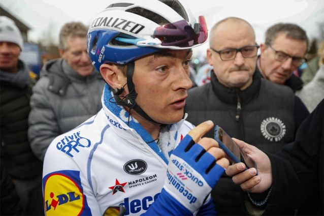 Yves Lampaert staat dicht bij contractverlenging met Deceuninck - Quick-Step