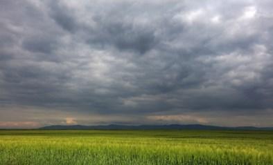 Zonnige dag, maar later ook kans op onweersbuien