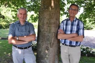 """Samen afgestudeerd, en nu gaan directeurs Chris (61) en Freddy (62) samen met pensioen: """"Onderwijzer is mooiste beroep ter wereld"""""""