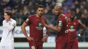 Nacer Chadli bedankt ploegmaats en staf Anderlecht, en staat op lijst Club Brugge en Antwerp