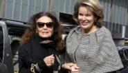 "Koningin Mathilde verrast met opvallende outfit: ""Een statement of toevalstreffer?"""