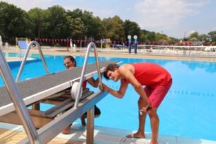 Zwembaden provinciedomeinen weldra weer open, maar bezoekersaantal stevig teruggeschroefd