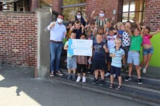 1.500 euro voor Vrije Centrumschool