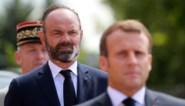 Du jamais vu: zijn premier is populairder dan hijzelf, dus hoopt president Emmanuel Macron dat Edouard Philippe opstapt om burgemeester te worden