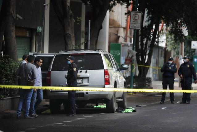 Politiechef van Mexico-Stad gewond bij aanslag