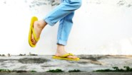 Elegant met flipflops aan je voeten: zo doe je het goed volgens BV-stylist Jody Van Geert