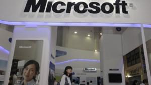 Microsoft stopt met fysieke winkels