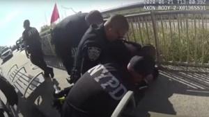 Politieman in New York riskeert zeven jaar cel voor nekklem