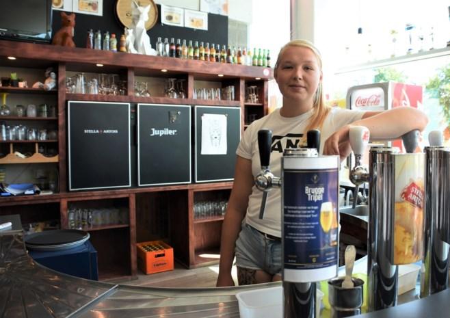 Onzekere toekomst doet Karo (22) afscheid nemen van tapkranen cafetaria Koornmolen
