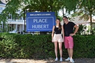 Place Hubert, Zuid-Frankrijk in het centrum van De Pinte