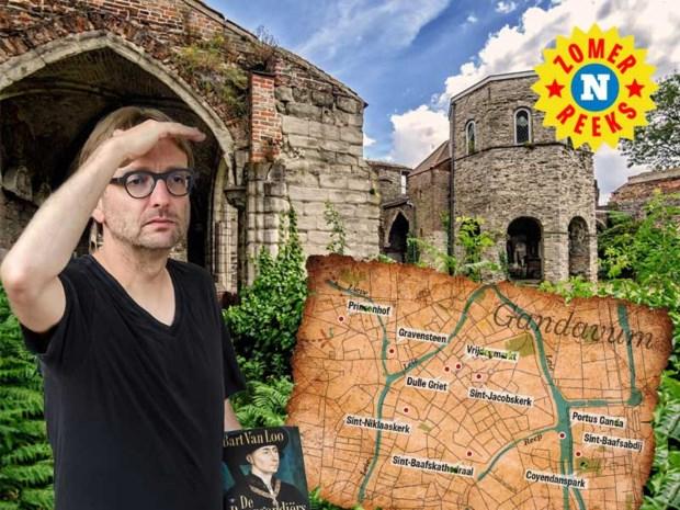 Zo zag u Gent nog nooit: Bart Van Loo neemt je mee op citytrip in de voetsporen van Filips De Stoute