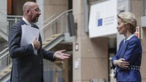 In plaats van de EU te runnen, gedragen ze zich als kleuters: de kinderachtige vete van Michel en Von der Leyen