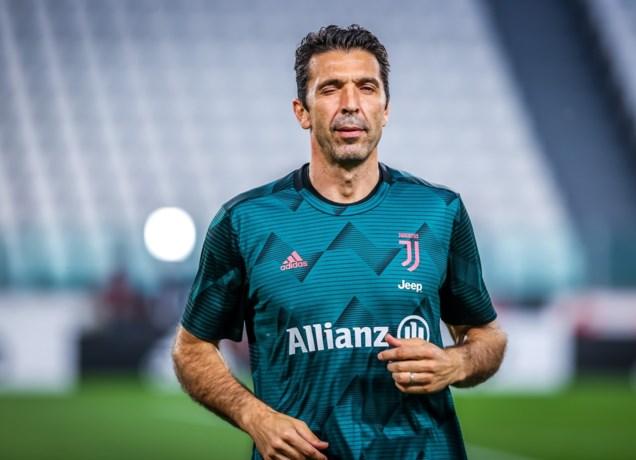 Klaar voor het laatste jaar? Clubiconen Buffon en Chiellini verlengen contract bij Juventus