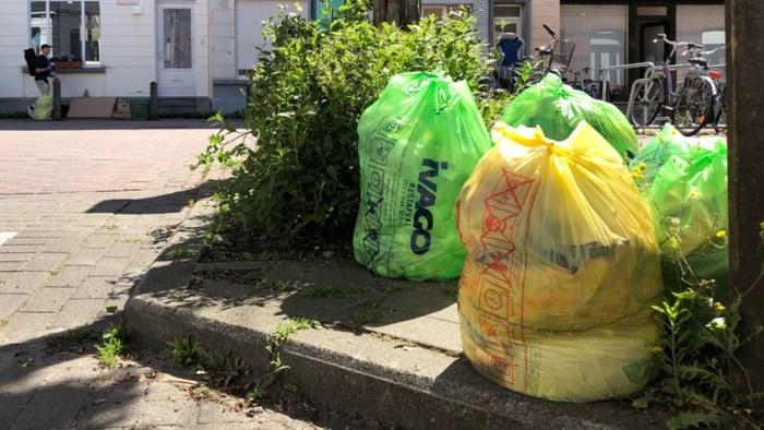 Laatste week voor gele vuilniszakken in Gent: Ivago stopt met ophalen