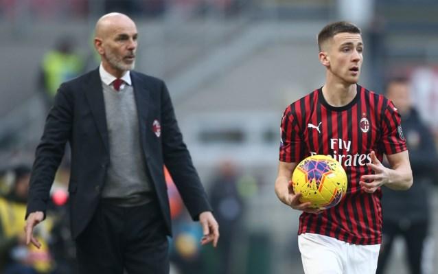 AC Milan neemt Saelemaekers definitief over van Anderlecht