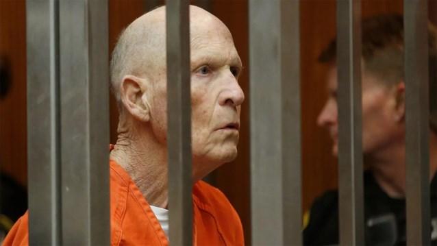 Seriemoordenaar 'Golden State Killer' pleit schuldig voor 13 moorden en tientallen verkrachtingen