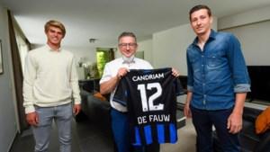 """Spelers van Club Brugge steken burgemeester De fauw hart onder de riem: """"Verrassingsbezoekje"""""""