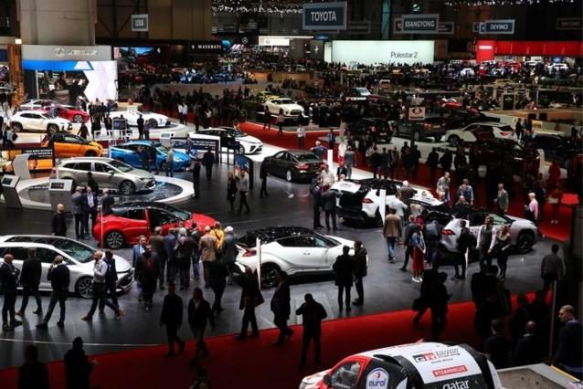 Prestigieuze autosalon van Genève afgelast
