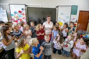 Superjuf Frieda leerde veertig generaties kinderen uit Itegem rekenen, lezen en schrijven: nu neemt ze afscheid