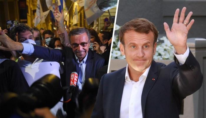 """""""Groene golf"""" overspoelt Frankrijk: maakt president Macron nu een ruk naar links om toch nog herverkozen te raken?"""