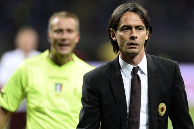 Pippo Inzaghi promoveert met Benevento komend seizoen naar de Serie A