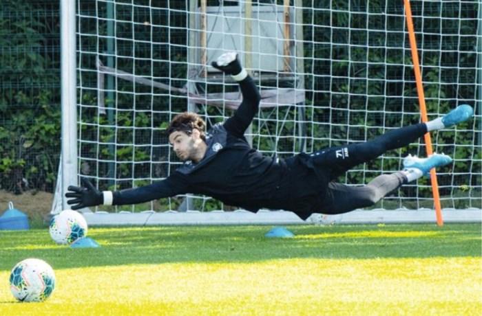 Nog onbekende Davor Matijas (20) staat met Antwerp voor grote vuurdoop in bekerfinale