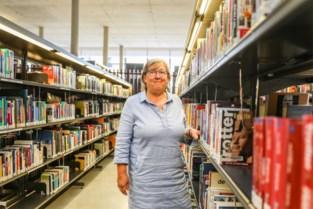 """Na vier verhuizingen en 40 jaar dienst verlaat Katrien de bib: """"Ik heb wakker gelegen van de bouwwerken"""""""