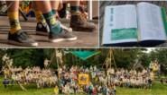 Geen groepsfeest, wel sokken en een boek: Scouts Gentbrugge vieren honderdste verjaardag