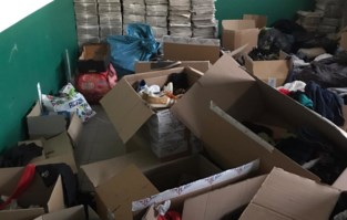 Spullen voor Gambia gestolen uit voetbalkantine Eendracht
