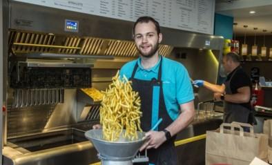 Concept 'All you can friet' slaat aan: Brandon (23) opent straks tweede vestiging