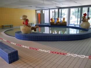 Peuterbad, glijbaan en borrelbaden blijven dicht in zwembad