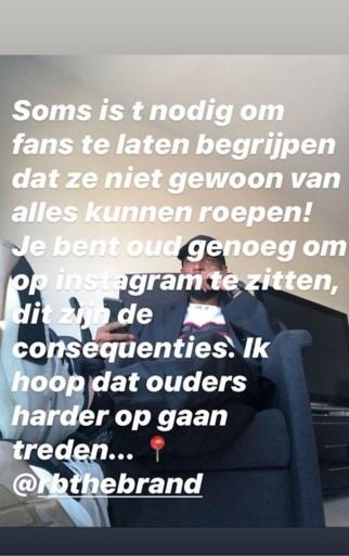 """Nederlands international Ryan Babel nagelt grofgebekt jongetje aan de schandpaal, ouders schamen zich: """"Hij liet zich opjutten"""""""