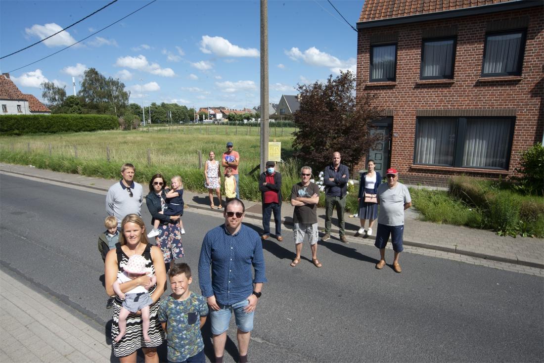 """Buurtbewoners vrezen komst van nieuwe supermarkt: """"Onze straat kan zo'n verkeersstroom niet aan"""""""