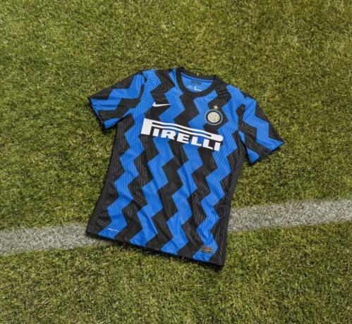 Romelu Lukaku volgend seizoen in opvallend zigzag-shirt van Inter