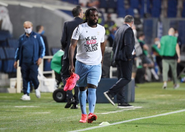 Jordan Lukaku is again a regular substitute for Lazio, which keeps the title fight in Italy exciting thanks to the deadly attacking duo