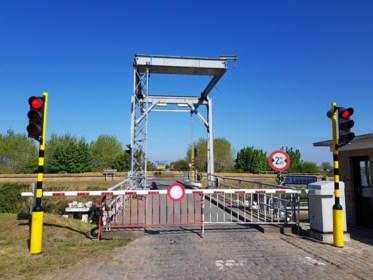 Kellenaarsbrug langer dan gepland afgesloten