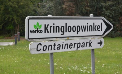 Opnieuw zonder afspraak naar containerpark , reservatiesysteem blijft wel behouden