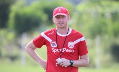 """Belgische coach Sven Vandenbroeck pakt ondanks corona zijn eerste titel tussen de fans in Tanzania: """"Ik heb mijn hoofd toch maar afgewend"""""""