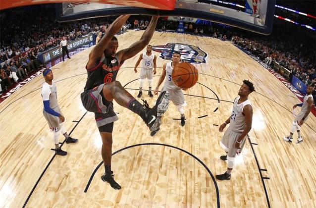 DeAndre Jordan is besmet vlak voor NBA-hervatting