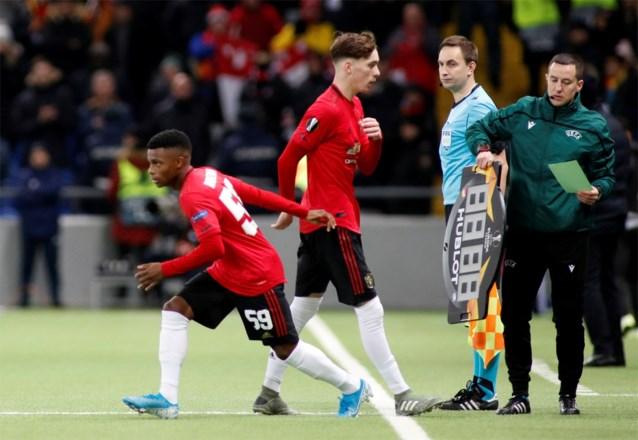"""Belgisch toptalent Largie Ramazani (19) verlaat Manchester United: """"Beste jaren uit mijn carrière"""""""
