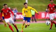 Anderlecht mikt op Zweedse jeugdinternational Armin Gigovic