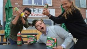 De Jeroen Meus der frituristen bakt in de Frietboutique, de Beste Frituur van Kortrijk
