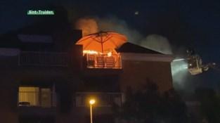 Is de uitslaande brand in Sint-Truiden aangestoken? Politie arresteert verdachte