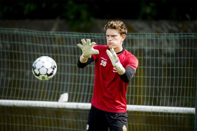 KV Mechelen verhuurt doelman Valkenaers aan Thes Sport